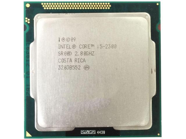Intel core i5 2300 драйвера скачать