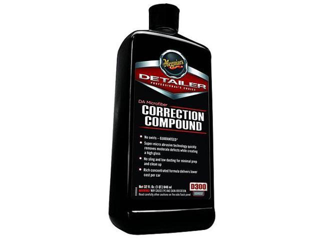 Meguiar's D30032 Dual Action Microfiber Correction Compound