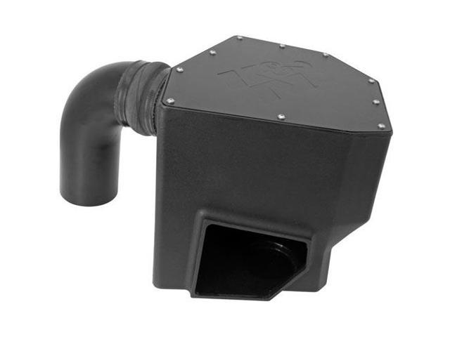 K&N 71-1562 Blackhawk Cold Air Intake System