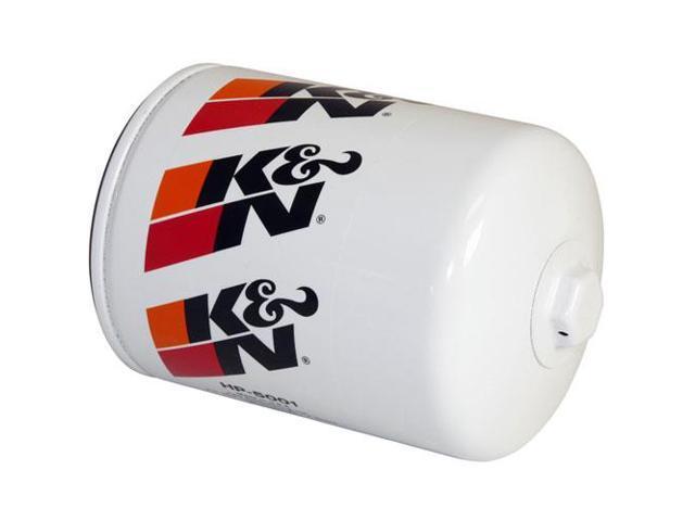 K&N HP-5001 K&N PERFORMANCE GOLD OIL FILTER