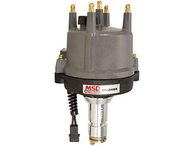 MSD Ignition VW Type 1 Billet Distributor