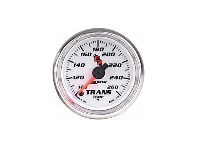 Auto Meter C2 Electric Transmission Temperature Gauge