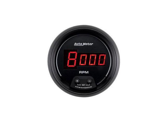 Auto Meter 6397 Sport-Comp Digital In Dash Tachometer