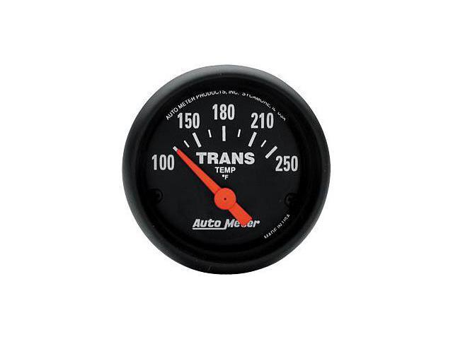 Auto Meter Z-Series Electric Transmission Temperature Gauge