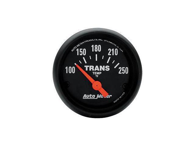 Auto Meter Z-Series Electric Transmission Temperature Gauge