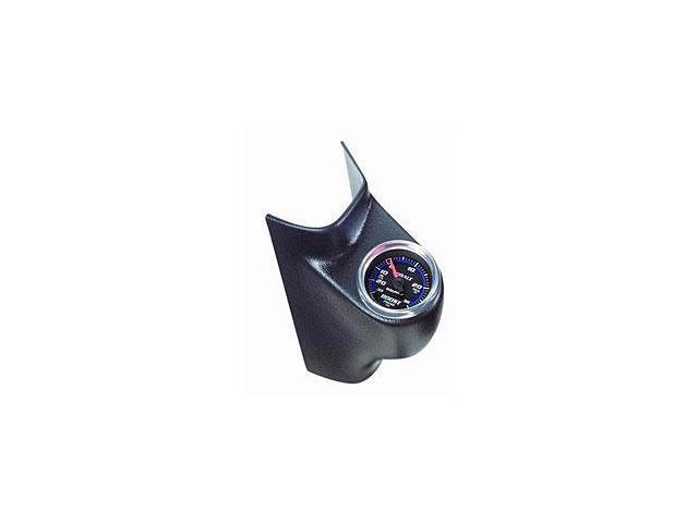 Auto Meter 10101 Gauge Works Single Gauge Pod