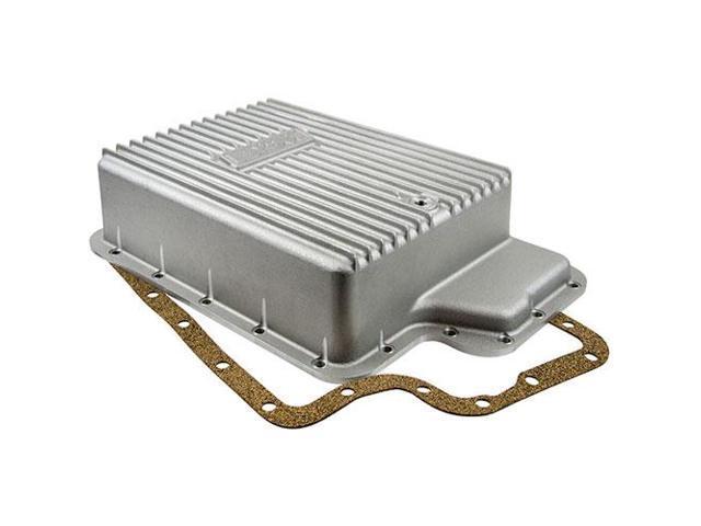 B&M 40295 Cast Aluminum Transmission Pan