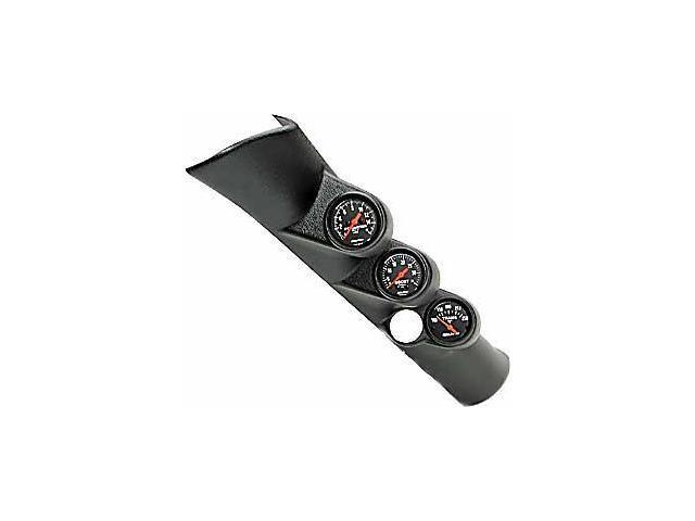 Auto Meter Triple A-Pillar Gauge Kit