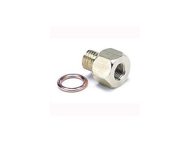 Auto Meter Metric Adapter/Electric Temperature