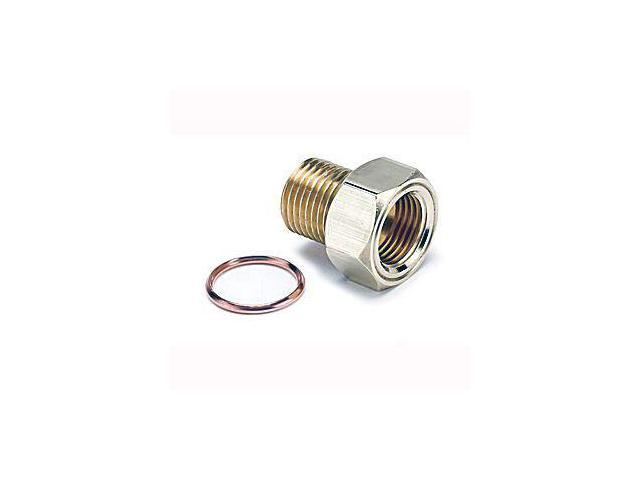 Auto Meter Metric Adapter/Mechanical Temperature