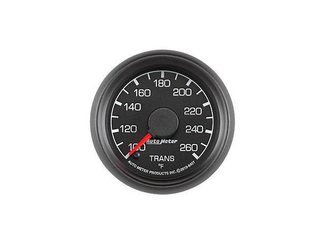 Auto Meter Factory Match Transmission Temperature Gauge