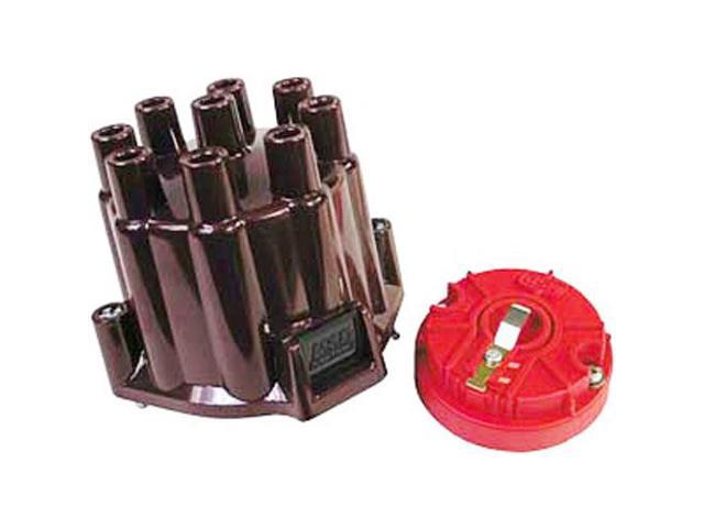 MSD Ignition Distributor Cap And Rotor Kit