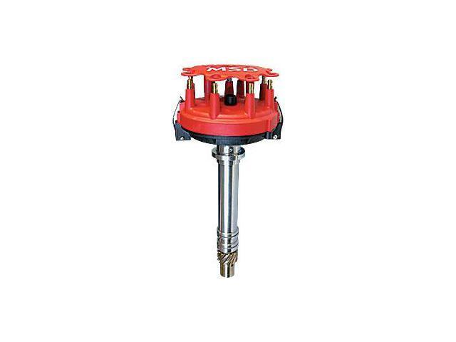 MSD Ignition Crank Trigger Distributor