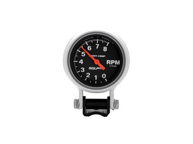 Auto Meter Sport-Comp Mini Competition Tachometer