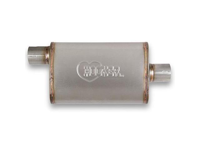 Hooker Headers 21642 VR304 Satin Stainless Steel Muffler
