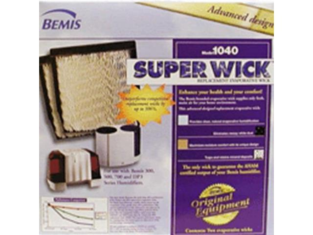 Essick Air / Bemis 1040 Replacement Wick, Twin Pack