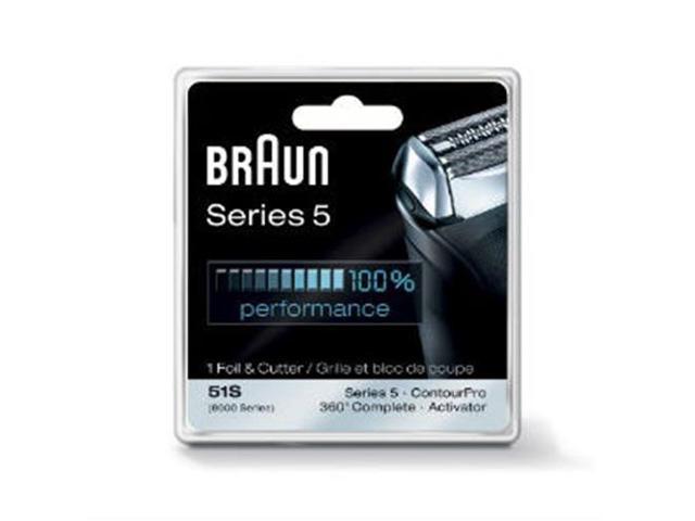 Braun Series 5 Combi 51S