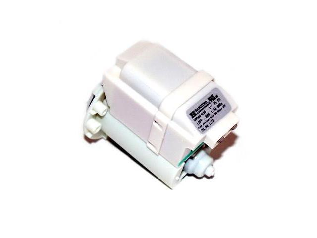 Oem lg 4681ea1007g washing machine drain pump and motor for Lg washing machine pump motor