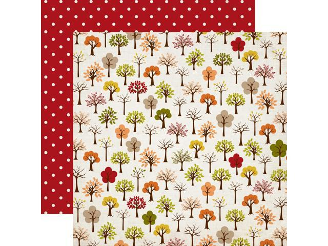 A Perfect Autumn Double-Sided Cardstock 12