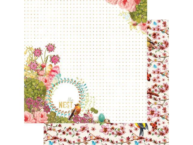 Nest Double-Sided Cardstock 12