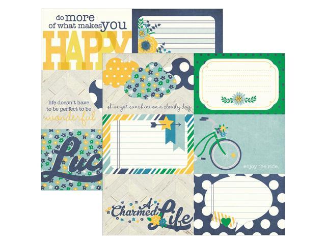 A Charmed Life Double-Sided Elements Cardstock 12