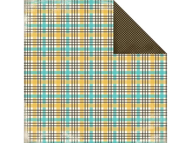 Boy Oh Boy Double-Sided Cardstock 12