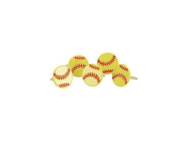 Eyelet Outlet Brads-Softball 12/Pkg