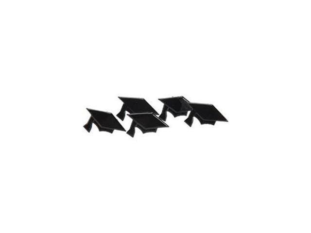 Eyelet Outlet Brads-Graduation Hat 12/Pkg