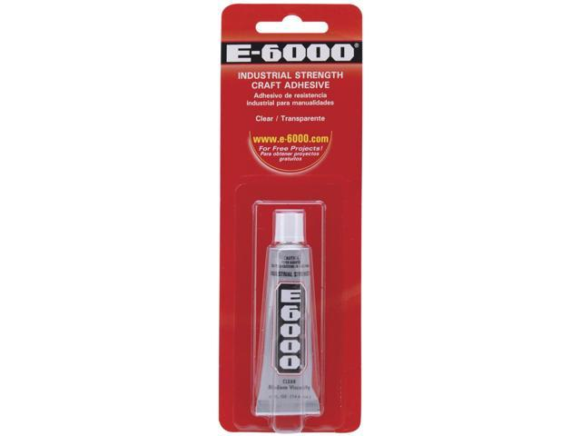 E6000 Multi-Purpose Adhesive-0.5 Ounces