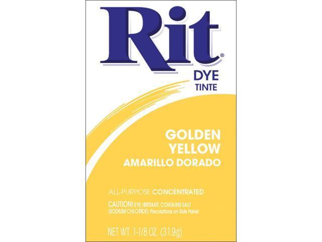 Rit Rit Pwdr Dye-Gld.Yel 3221-1377