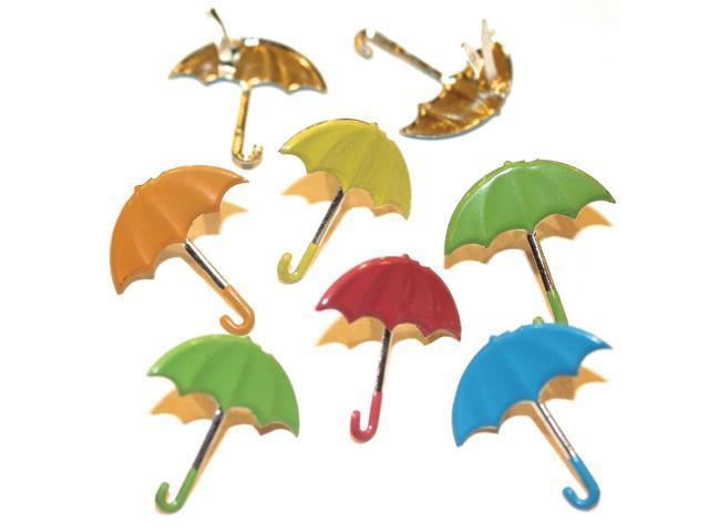 Eyelet Outlet Shape Brads-Umbrellas