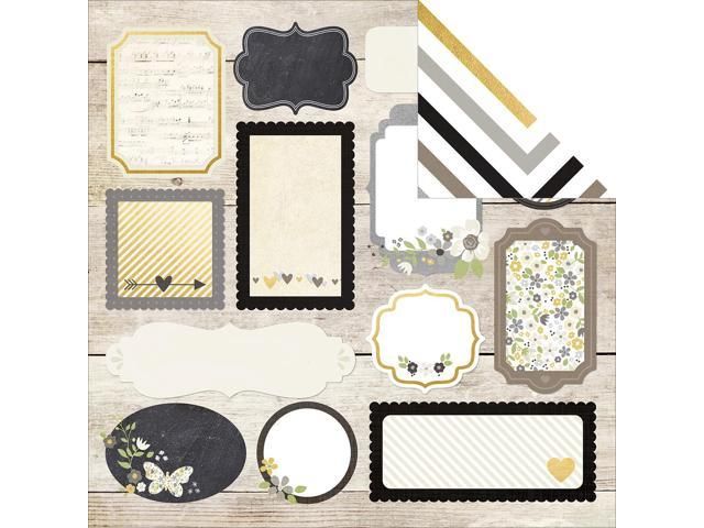 The Story Of Us Double-Sided Cardstock 12