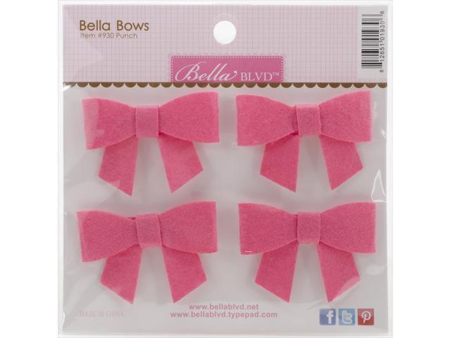 Bella Felt Bows 2