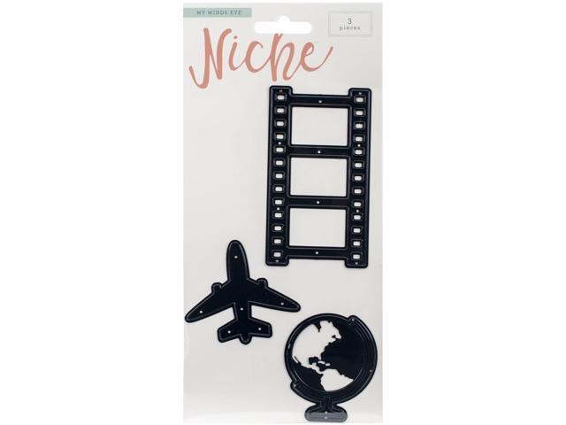 Niche Cut & Emboss Dies-Hello World