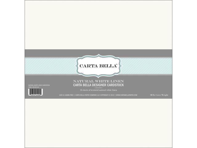 Carta Bella Designer 80 Lb Cover Cardstock 12