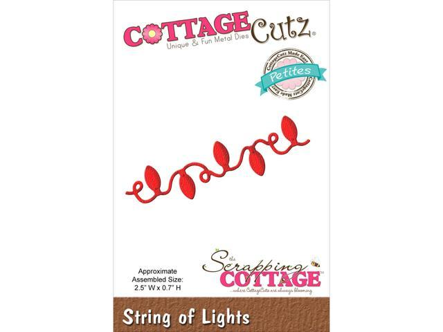 Cottagecutz Petites Die-String Of Lights