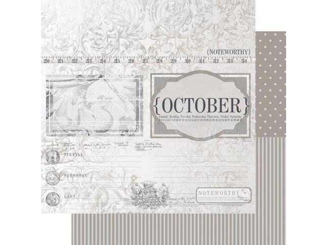 Year In Review Double-Sided Cardstock 12