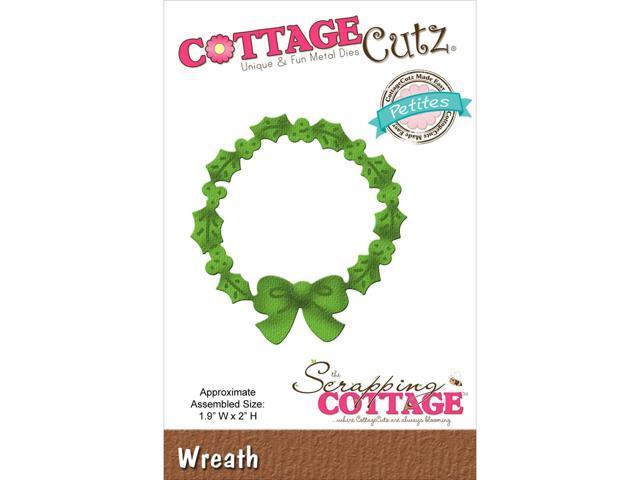 Cottagecutz Petites Die-Wreath