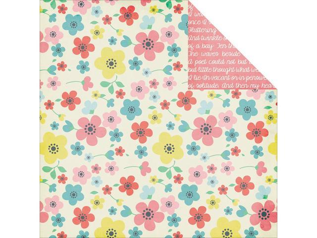 Simple Sets Spring Double-Sided Cardstock 12