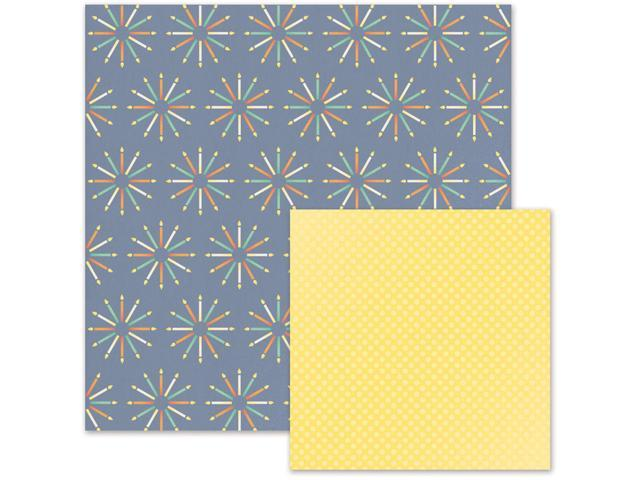 Cakes & Candles Double-Sided Cardstock 12