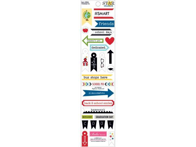 Star Student Trinkets Stickers 3