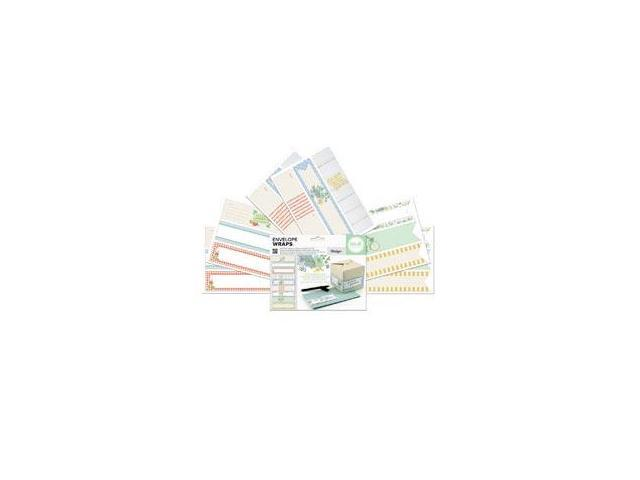 Self-Adhesive Envelope Wraps 18/Pkg-Vintage