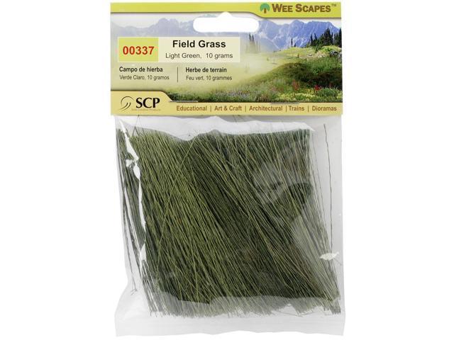 Field Grass 10G/Pkg-Light Green