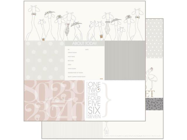 Empire Bebe Double-Sided Cardstock 12