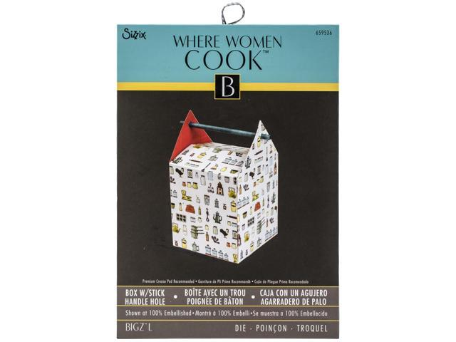 Sizzix Bigz Large Die By Where Women Cook 6