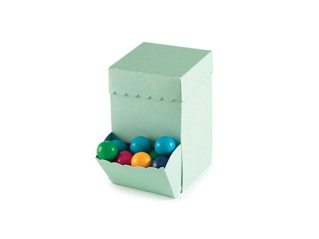 Lifestyle Template Dies 3/Pkg-Candy Dispenser, 2.3