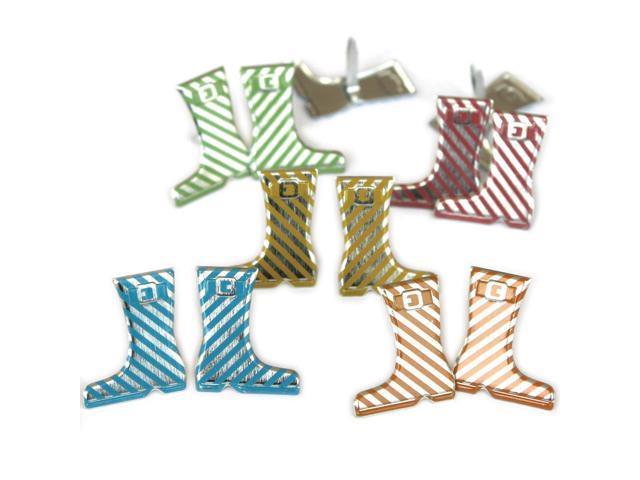 Eyelet Outlet Shape Brads-Boots