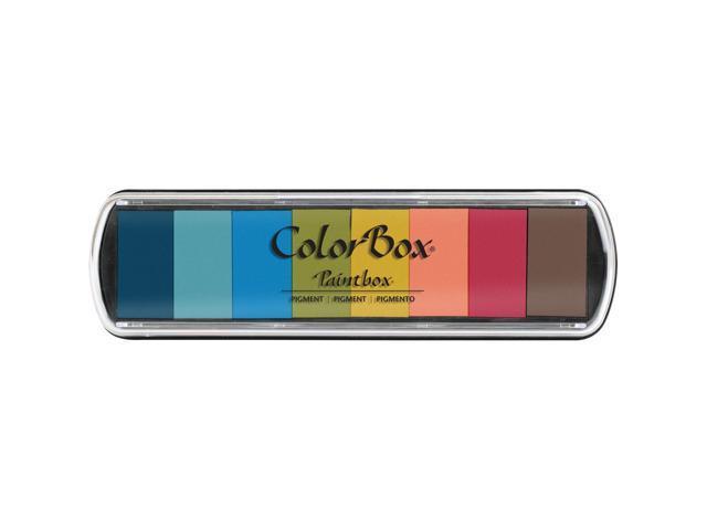Colorbox Pigment Paintbox Option Pad 8 Colors-Taos