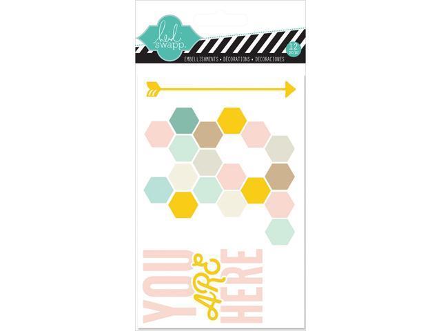 Hello Today Pocket Cards 12/Pkg-4
