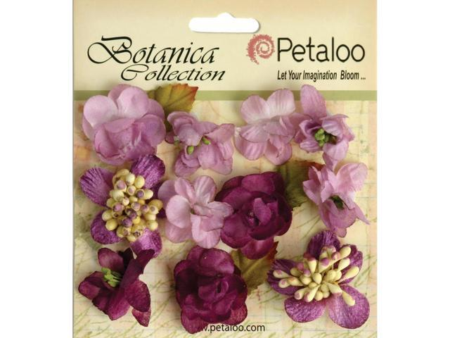 Botanica Minis 11/Pkg-Lavender/Purple